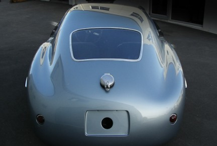 1955 SIATA 208CS Balbo Coupe - by Scaglione or Michelotti