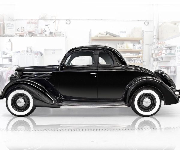 FORD COUPE PROFILE